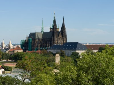 EA Hotel Jeleni dvur Prague Castle***+ - neighborhood of hotel - Prague Castle