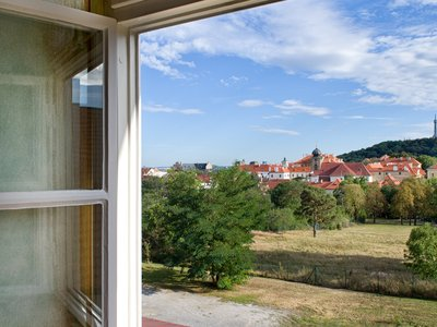 EA Hotel Jeleni dvur Prague Castle***+ - view from the window