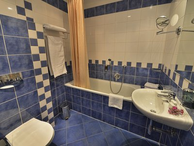 EA Hotel Jeleni dvur Prague Castle***+ - bathroom