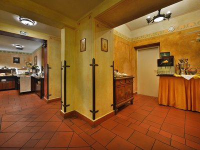 EA Hotel Jeleni dvur Prague Castle***+ - breakfast restaurant