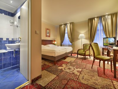 EA Hotel Jeleni dvur Prague Castle***+ - double room