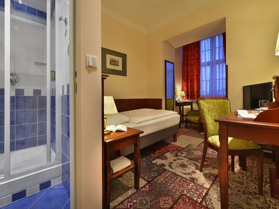 EA Hotel Jeleni dvur Prague Castle***+ - single room