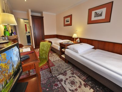 EA Hotel Jeleni dvur Prague Castle***+ - double room TWIN