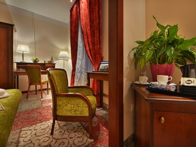 EA Hotel Jeleni dvur Prague Castle***+ - junior suite